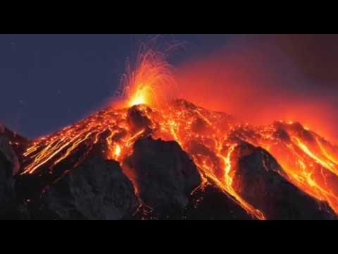 फिर जाग गया भारत में शैतान| Barren Island volcano, India's only live volcano | Hindi| Barren Island