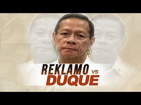 24 Oras: Duque, nahaharap sa mga reklamo dahil sa umano'y conflict of interest ...