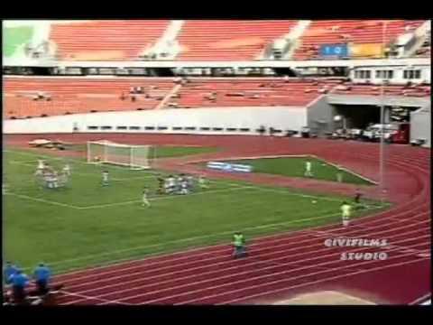 Dinamo Tbilisi 2-0 Crvena Zvezda 30.07.2009