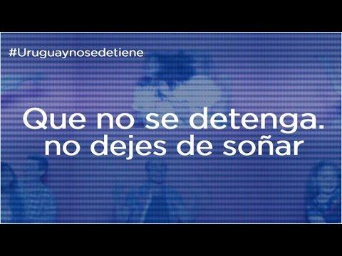 LETRA Uruguay no se detiene - Jingle Frente Amplio 2014 (karaoke)