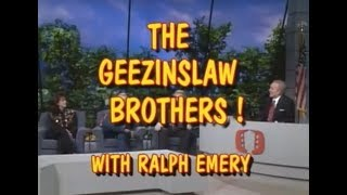 popular videos the geezinslaw brothers