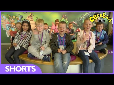 CBeebies | Meet The Playtime Island App Designers!
