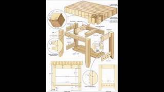 Review Woodworking Plans For Beds.avi