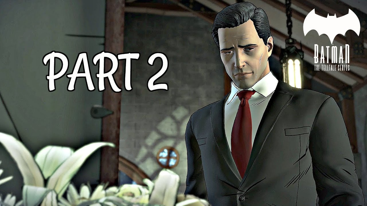 Download Batman The Enemy Within Walkthrough Part 2 - Goodbye, Old Friend | PS4 Pro Gameplay