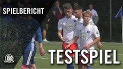 Hamburger SV III - Hamburger SV U19 (Testspiel)