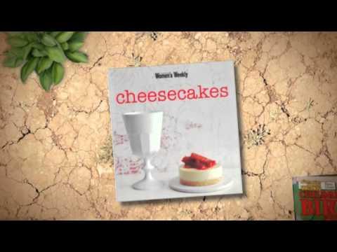 Australian Women's Weekly cookbooks