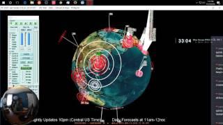 11/21/2016 -- Large M7.0 (M6.9) earthquake strikes Japan -- Coast of Honshu Fukushima Prefecture