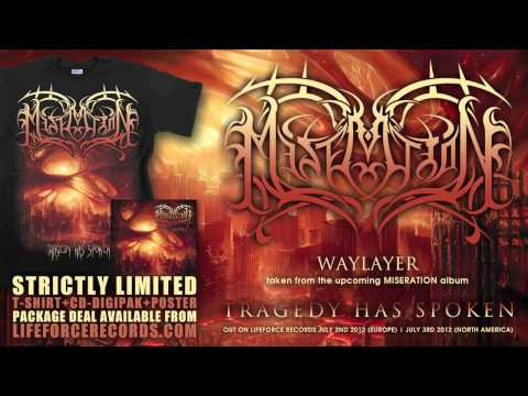 MISERATION - Waylayer (full track teaser)