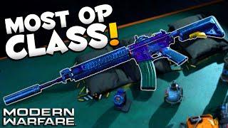 Best M4A1 Class Setup is Amazing! | Modern Warfare M4 Best Class Setup