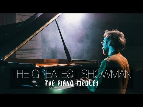 The Greatest Showman  The Piano Medley  Costantino Carrara