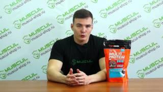 PureProtein MultiComponent Protein - Описание, применение, отзывы. Протеин.