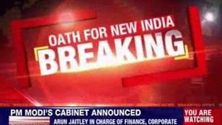 NDA Government releases cabinet portfolio list