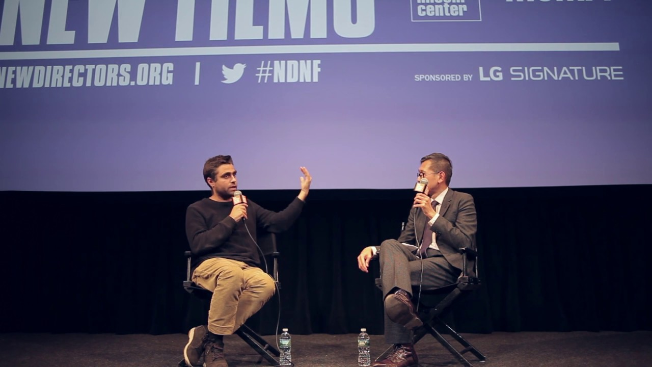 'The Nothing Factory' Q&A | Pedro Pinho | NDNF18