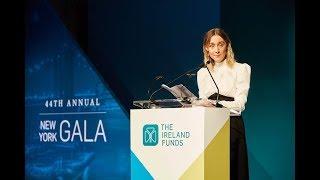 The Ireland Funds 2019 New York Gala - Saoirse Ronan