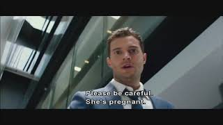 Fifty Shades Freed - Are You Crying Scene HD. Movie Scene.