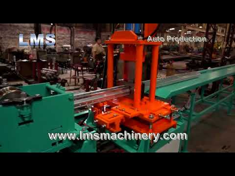 LMS UPRIGHT ROLL FORMING MACHINE
