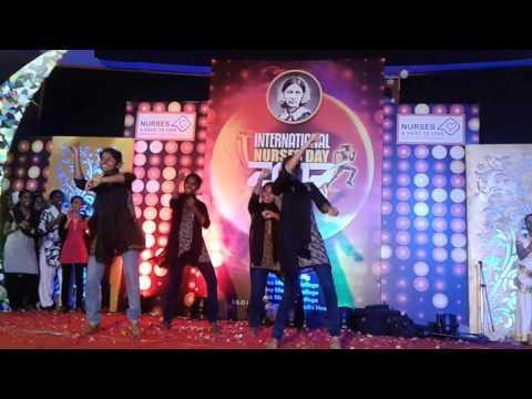 International nurse's day culturals chennai 2017