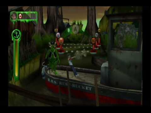 Goosebumps Horrorland Review (Wii)