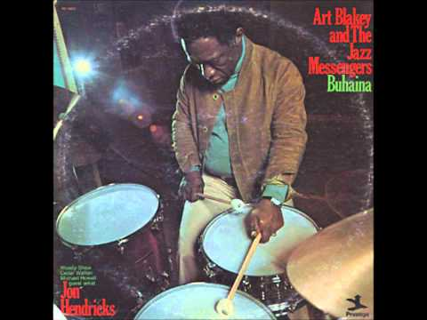 Art Blakey with Jon Hendricks Moanin