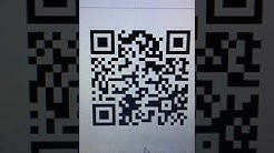 Bitcoin QR Code Scan Test
