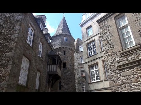 Saint Malo - places of interest / lieux d'intérêt 2014 HD