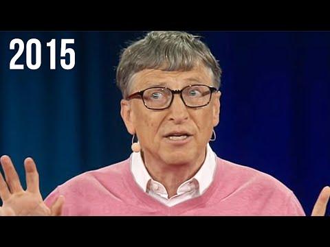 Bill Gates PREDICTED The Coronavirus In 2015
