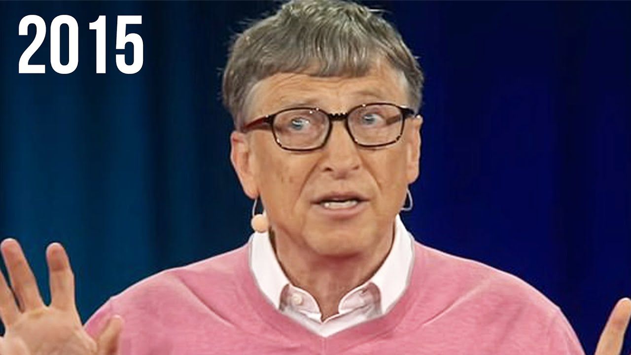 Bill Gates PREDICTED The Coronavirus In 2015