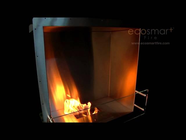 EcoSmart Fire Firebox 650SS