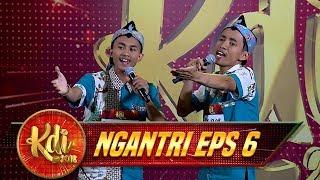 Duo Jajaka Bandung Ini Bisa Jaran Goyang Sampai Joget Hantu!!- Ngantri KDI  Eps 6 (21/7)