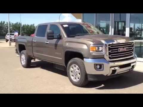 Brand New 2015 GMC Sierra 2500HD SLT Duramax for sale in ...