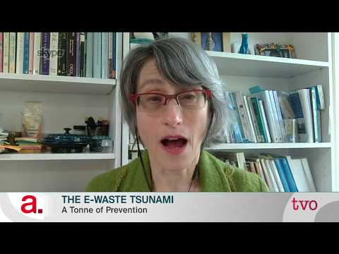 The Electronic Waste Tsunami