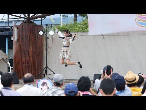 橋本陽菜(AKB48 Team8) ミラクルアイドルフェスタ かみて固定カメラ(カメラ A) 2019年9月1日