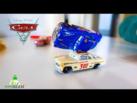 Download Disney Cars Diecast Toy Haul 2019 Unboxing Heyday Hudson