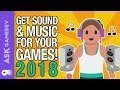 Video Game Sound Effects for YOUR game!