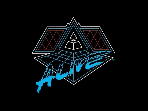 Daft Punk  Around the World  Harder, Better, Faster, Stronger  audio