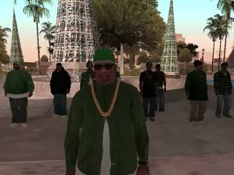 GTA San Andreas: CJ Rap