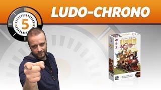 LudoChrono - Aramini circus