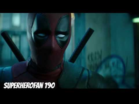 Deadpool 2 - Trailer Teaser 2017 - 2018 Movie Trailer - Official (HD)