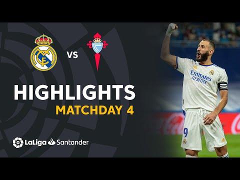 Resumen de Real Madrid vs RC Celta (5-2)