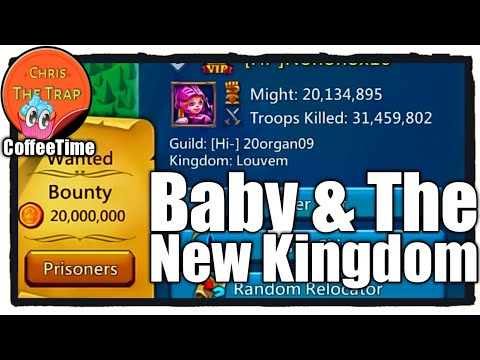 Baby Trap 73 - Trapping & Burning - Lords Mobile