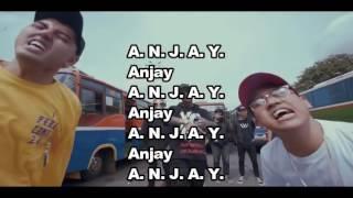 KEMAL PALEVI - Anjay ft. YOUNG LEX, MACK G, ROBERT WYNAND (lyric video)