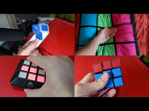Rubik's Cube Music -- ColorfulPockets