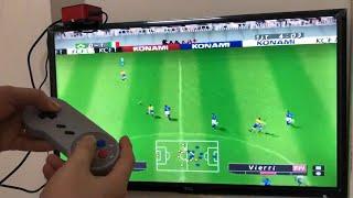 Dùng thử máy chơi video game PS1 Sega SFC NES Magic Cube 16GB HDMI
