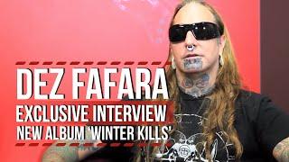 Dez Fafara of DevilDriver Talks 'Winter Kills' With Loudwire