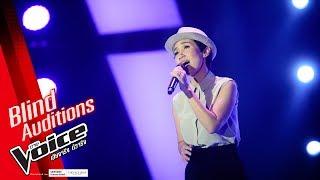 ตู่ - น้ำตาลาไทร - Blind Auditions - The Voice 2018 - 19 Nov 2018