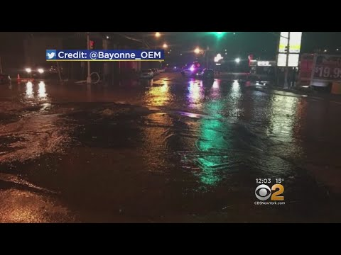 Water Pressure Back To Normal In Bayonne