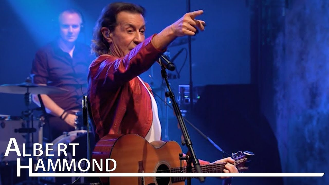 Albert Hammond - Down By The River (Songbook Tour, Live in Berlin 2015) OFFICIAL