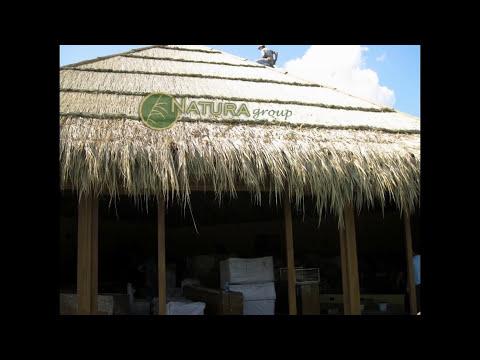 Letnjikovci i krovovi od trske