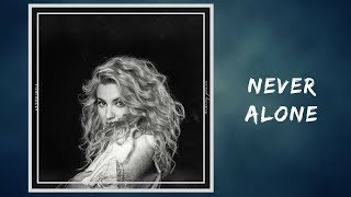 Tori Kelly - Never Alone (Lyrics)