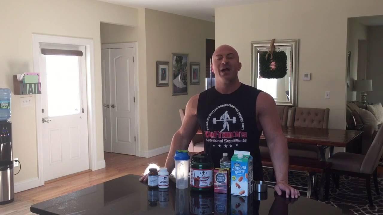 PRE-Workout / Breakfast Shake